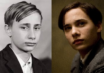 Young Putin and Young Voldemort