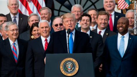GOP all smiles