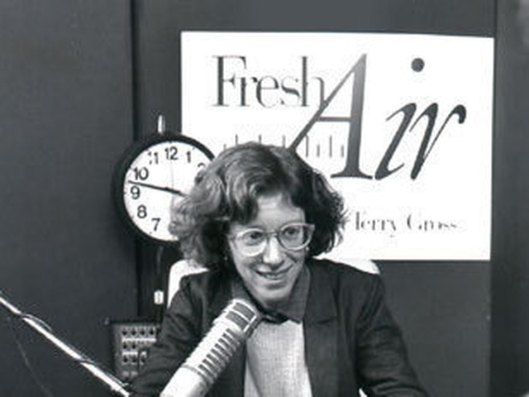 Terry Gross WHYY