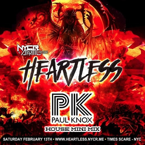 Heartless Rave Mix Cover