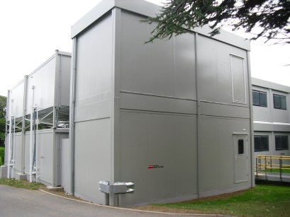 Sunley II - Toilet blocks