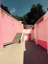 The Pink Plance, Corfu