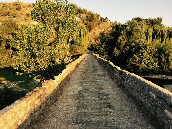Old bridge, Gjirokaster, Albania