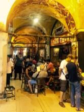 Chai cafes, The Grand Bazaar, Istanbul