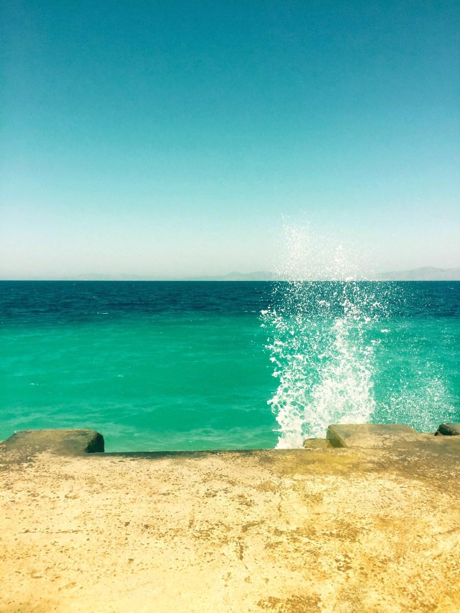 Beachfront Rhodos