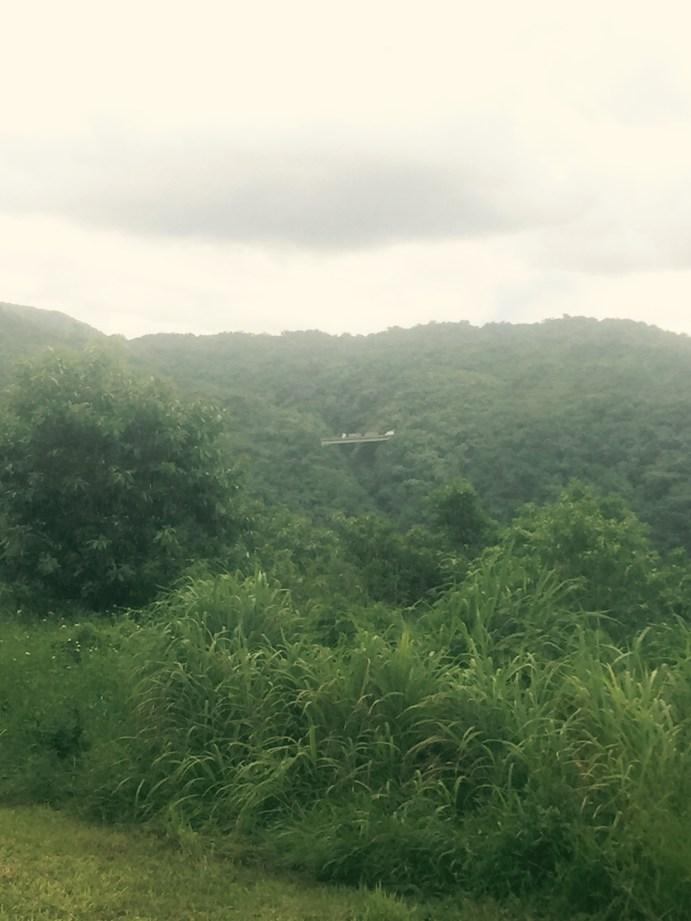 The long climb on the BR-277, Paranagua to Curitiba, Brazil