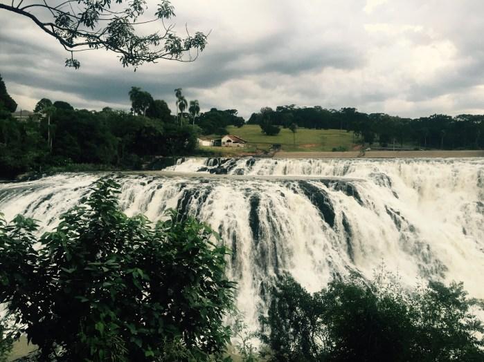 Prudentópolis waterfalls, Paraná, Brazil