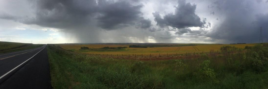 Fields of Paraná, Brazil