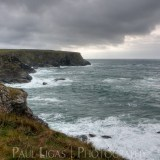 Cornish Coast, near Porthcothan, landscape photographer photography sea atlantic ocean herefordshire 7404