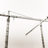 Construction in Bristol cranes architectural photographer photography herefordshire 0079