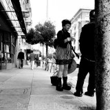 Geary Street, San Francisco, street photographer photography Herefordshire candid 5136