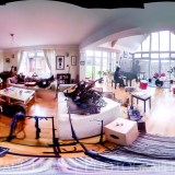 Photosynth music room, fine art photographer photography herefordshire 2700