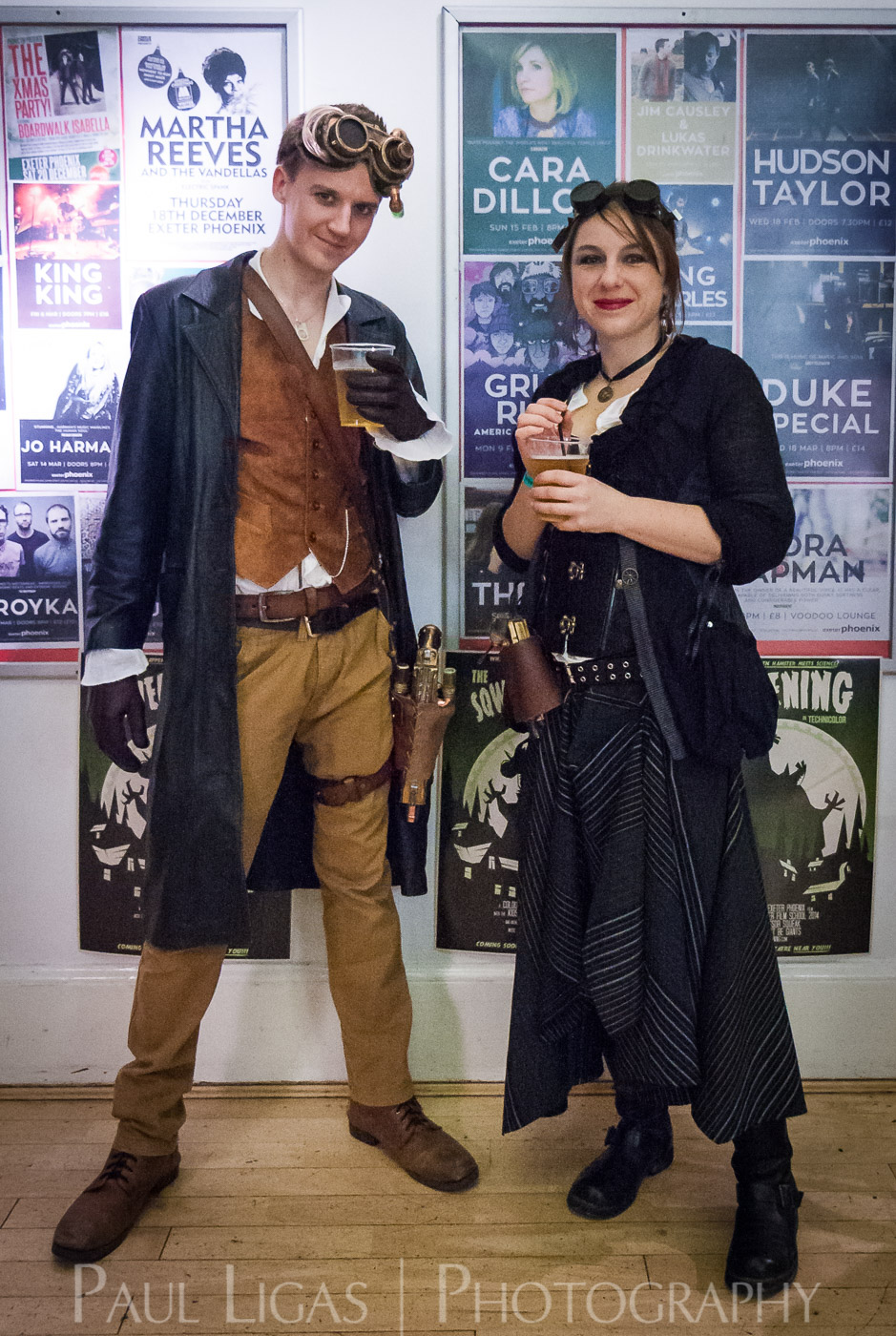 Steampunk Yule Ball 2014, event photographer photography Herefordshire 6349