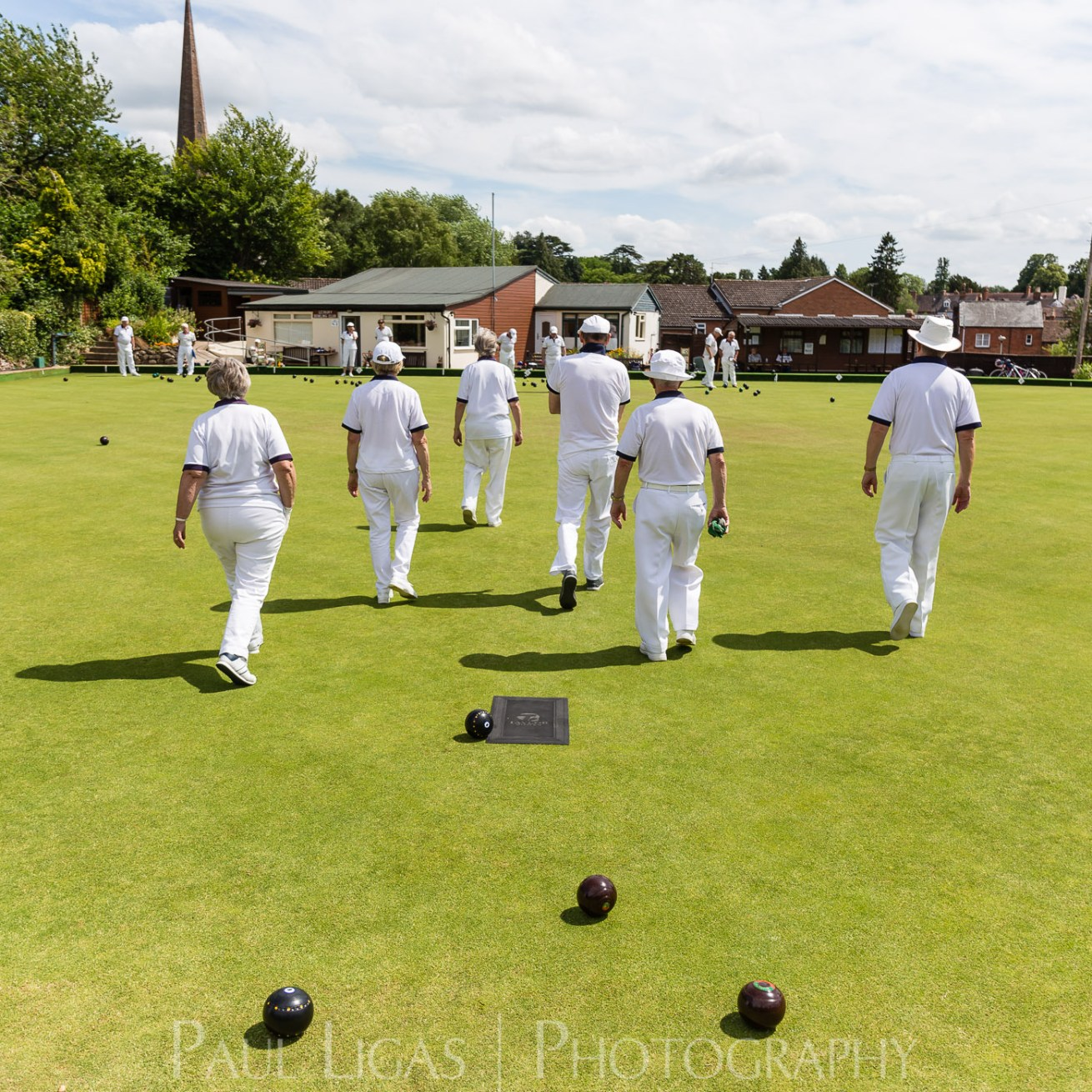 Ledbury Bowling Club, Herefordshire documentary photographer photography sports 0151