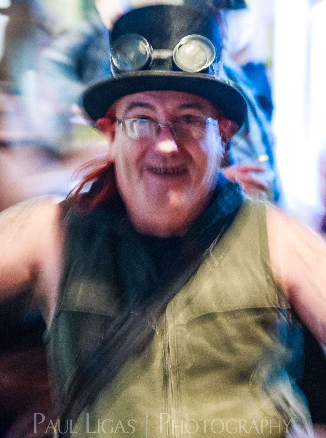 Steampunk Yule Ball 2015 event photographer Herefordshire photography 3290