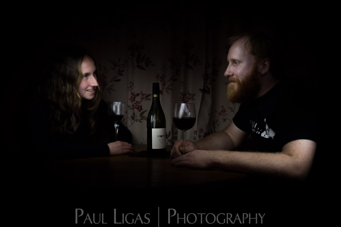 Light Painting Portrait photographer Herefordshire photography 6402