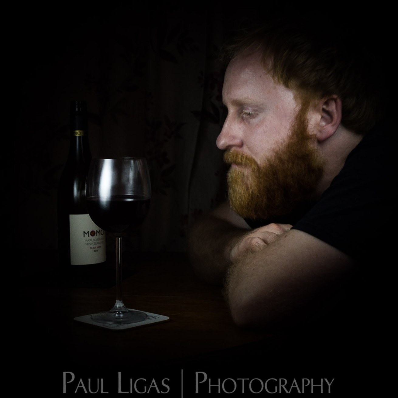 Light Painting Portrait photographer Herefordshire photography 6405