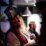 Steampunk & Pirates Yule Ball 2016 event photographer herefordshire photography portrait 5846