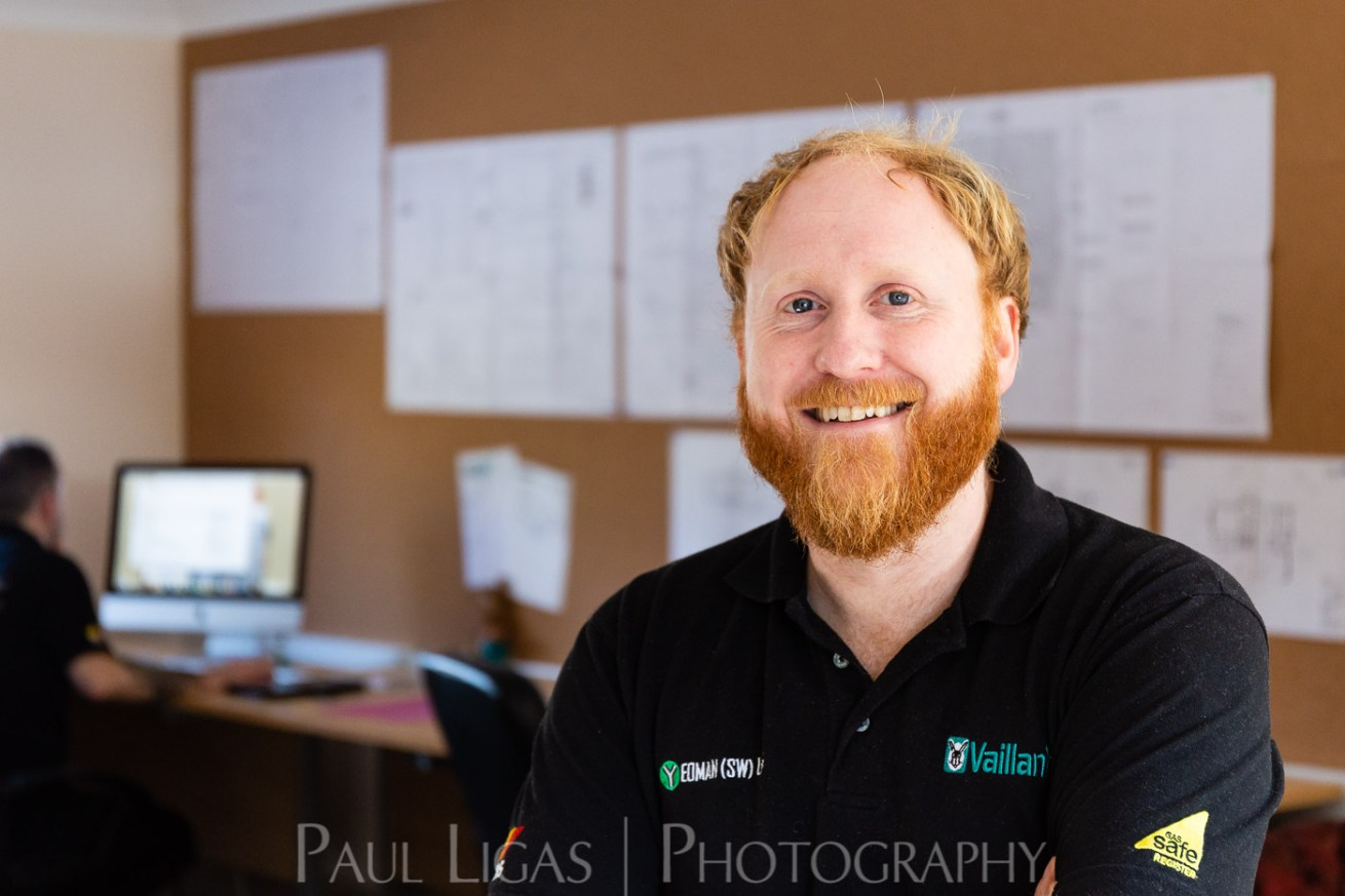 Yeoman SW Ltd business portrait photographer herefordshire 5154