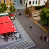 Exeter From Above, fine art street photography photographer herefordshire urban 48601