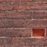Missing brick, graffiti and decay urban photographer photography herefordshire 2099