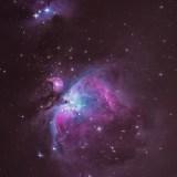 M42 Orion Nebula Astrphotographer Herefordshire Ledbury Astrophotography