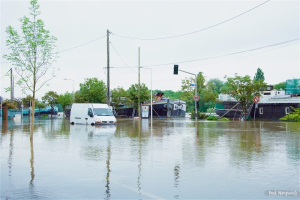 Juvisy - Inondations crue - par Paul Marguerite - 20160603 74