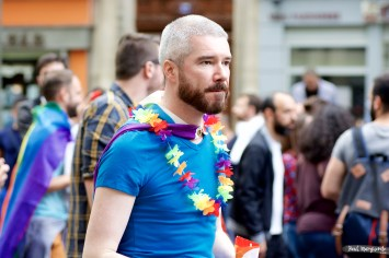 Marche des fiertés de Paris - Gay Pride 2016 - photo par Paul Marguerite - 90