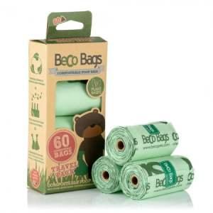 Beco Pets Beco Bags Composteerbare poepzakjes
