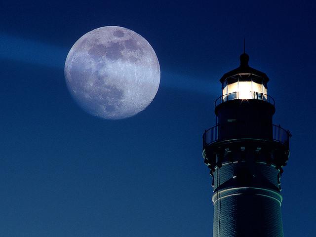 tinteste spre luna