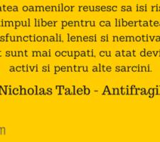 Nicholas Taleb - Antifragil