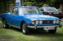 Classic Cars - Triumph