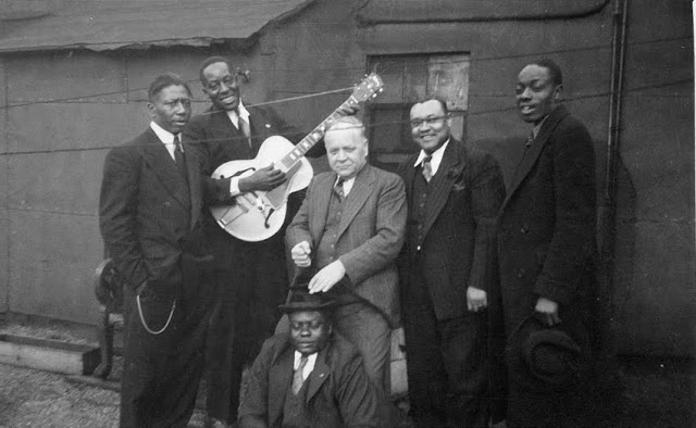 Meet the white guy who gave us Chicago blues