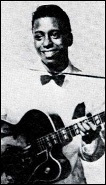The Chuck Berry-style guitarist who was six years before Chuck Berry