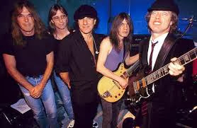Celebrate 40 years of AC/DC. Help make 'Highway To Hell' the UK's Christmas No. 1