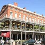 History's great blues cities: New Orleans.