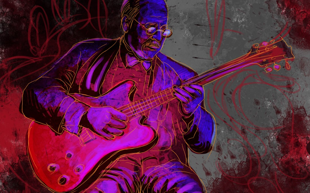 The blues turns electric