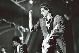 Birth of the Blues/Rock Guitar hero.