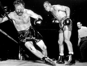 1938's HEAVYWEIGHT BLUES CLASH.