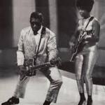 When blues stars were pop stars.