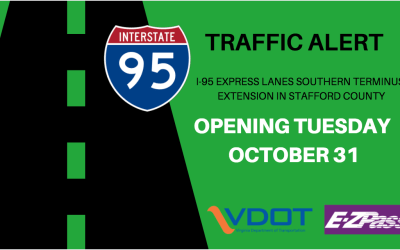 I-95 Express Lanes Southern Extension