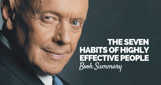 7 habits of highly effective people book summary pdf