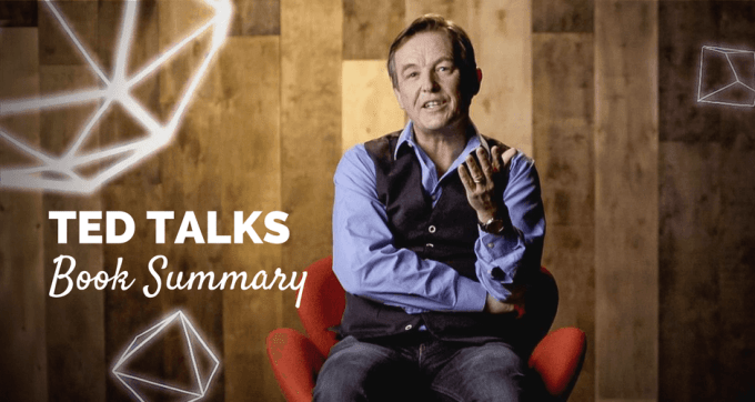 TED Talks by Chris Anderson Book Summary and PDF