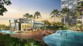 Skypark Residences - Clubhouse
