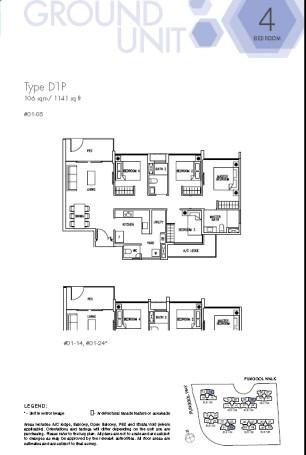 Ecopoliton - Floorplan 25