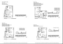 RV residences - Floorplan