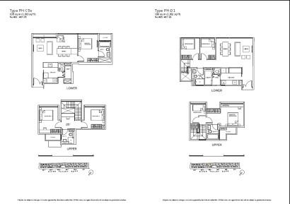 RV residences - Floorplan 11