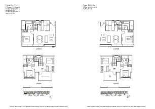 RV residences - Floorplan 9