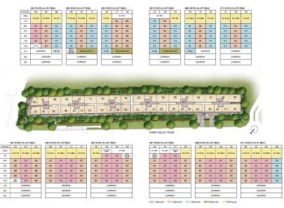 RV residences -unit type