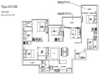 Forestville Floorplan- 4 BR DK